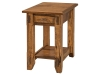 Tacoma End Table: L1101-SC