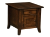 Dresbach Cabinet End Table-IH