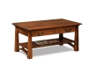 Artesa Coffee Table w/Drawer: FVCT-A-DWR-FV
