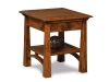 Artesa End Table w/Drawer: FVET-A-DWR-FV