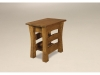 Barrington End Table: BN-16: -AJF