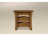 Barrington End Table: BN-16: Side-AJF