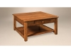 Contemporary Mission Coffee Table-10-36-AJF
