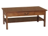 Granny Mission Coffee Table-SH1102-SC