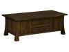 Lakewood Cabinet Coffee Table-IH