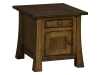Lakewood Cabinet End Table-IH