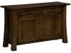 Lakewood Cabinet Sofa Table-IH