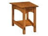 McCoy Wedge End Table: MCO1623WG-CV