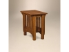 Pioneer End Table: PD-16-AJF
