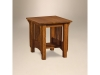 Pioneer End Table: PD-22-AJF