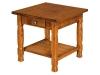 Rock Island End Table-IH