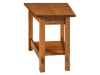 Springhill Wedge End Table: SHO1622WG-CV