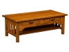 Boulder Creek Coffee Table-IH