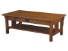 Camden Mission Coffee Table-IH
