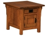 Camden Cabinet End Table-IH