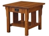 Camden Mission End Table-IH