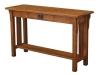 Camden Mission Sofa Table-IH