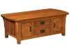 Craftsman Cabinet Coffee Table-IH