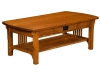 Craftsman Mission Coffee Table-IH
