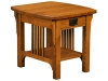 Craftsman Mission End Table-IH