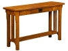 Craftsman Mission Sofa Table-IH