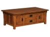 Elliot Cabinet Coffee Table-IH