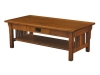 Elliot Mission Coffee Table-IH