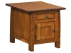 Henderson Cabinet End Table-IH