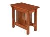 Leah Chairside End Table-LE1624E-CV