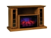 201E-Series TV Cabinet Fireplace-TI