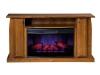 402 Shaker Style Fireplace-TI