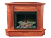 Charleston Corner Fireplace-CS