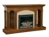 Curio Fireplace-CS
