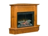 Modesto Corner Fireplace-CS