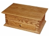 J040801-Standard Jewelry Chest-Plain Lid-SP