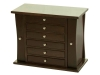 J060319-6 Drawer Caledonia Jewelry Chest-SP