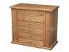 J060361-6 Drawer Jewelry Chest-SP