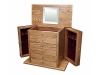 J060361-6 Drawer Jewelry Chest-Open-SP