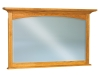 JRC-031-Carlisle Beveled Arch Crown Mirror-JR