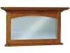 JRC-038-Carlisle Beveled Arch Crown His & Hers Mirror-JR