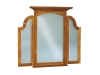JRC-049-Carlisle Beveled Waterfall Tri-View Mirror-JR
