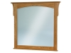JRF-048-Flush Mission Big Arch Mirror -JR