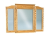 JRH-046-2-Hoosier Heritage Shorter Tri-View Mirror-JR
