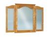 JRH-047-2-Hoosier Heritage Shorter Tri-View Mirror-JR