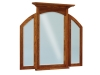 JRK-049-Kascade Beveled Tri-View Mirror-JR