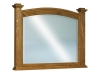 JRL-030-Lexington Arched Post Mirror-JR