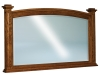 JRL-031-Lexington Arched Post Mirror-JR