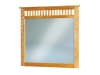 JRM-046-Royal Slat Mission Beveled Mirror-JR