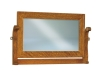JRO-036-Old Classic Sleigh Small Swinging Mirror-JR