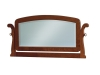JRO-038-Old Classic Sleigh Small Arched Swinging Mirror-JR